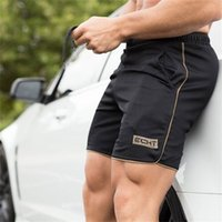 Men Sports Short Pants summer plus size casual 2019 Training Bodybuilding Summer Shorts Workout Fitness GYM Short Pants