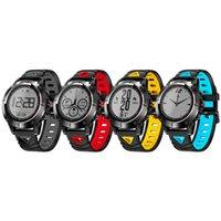 boussole android achat en gros de-G01 GPS Smart Watch Men IP68 Étanche Moniteur de Fréquence Cardiaque Bluetooth Montre Sport Compass Smartwatch pour Android IOS