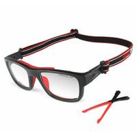 противоскользящее средство для очков оптовых-Men Women Training Sports Glasses Lightweight Outdoor Cycling Practical Protector Eyewear Basketball Football Leisure Anti Slip