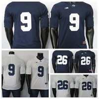 Wholesale trace mcsorley jersey for sale - Group buy College Football Jersey Trace McSorley Saquon Barkley New NCAA Penn State Nittany Lions Jerseys Stitched TH