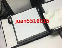 ingrosso nastro nastro nero-Vendita calda nuova 2 CM delle donne cintura nera Cinture di cuoio genuino in pelle scatola speciale sacchetto di polvere regalo sacchetto di carta fattura nastro