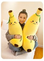 Wholesale christmas gift for girlfriend year for sale - Group buy Software toy banana pillow doll doll doll girl lovely girl heart girlfriends birthday gift for Christmas