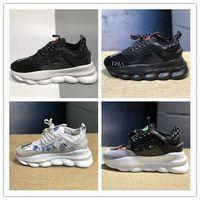 lässige leichte schuhe groihandel-2019 Medusa Schuhe Herren Damen Sportschuhe Freizeitschuhe Medusa Chain Reaction Sneakers Sneakers Leichte LUX
