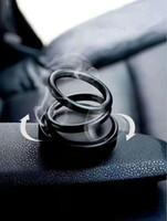 ingrosso supporti per giocattoli-Finger Carriage Beyblade Toys New Car Solid Aromaterapia Giocattolo Gyro Vibrazione Sospensione Doppio Anello Rotante Spray Profumo Autismo ADHD mount