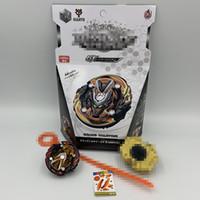 lançador grande beyblade venda por atacado-4D Beyblade Estourar Brinquedos B-00 com grande puxador Lançador e Box Bables De Metal De Fiação De Fiação Bey Lâminas de Lâminas de Brinquedo Bayblades