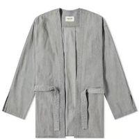 hommes v ligne achat en gros de-Peur de Dieu saison 6 ligne principale automne hiver explosions Kimono femmes hommes JUSTIN BIEBER Peur de Dieu Classic Fashion Denim Kimono