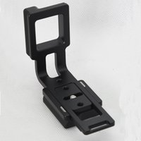 выведение манфротто оптовых-FITTEST DBLP01 Универсальный быстросъемный кронштейн L Plate / L для головки Manfrotto 200PL-14 RC2