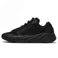 Wholesale free run shoes black for sale - Group buy Kanye West MNVN Orange Black Bone Running Shoes Runner Inertia Static Geode Tephra With Box