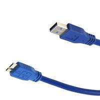 delgado disco duro externo al por mayor-3.0 Cable USB Cable para Slim Disco duro externo portátil de disco duro Seagate Backup Plus