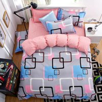 Wholesale bedding set queen size cotton yarn for sale - Group buy Sets King or Queen Size Bedding Sets Bed Sheets Comforter Luxury Bed Comforters Sets Bedspread