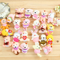 Wholesale wedding plush toys resale online - 30 style CM Grab Machine Dolls Wedding Throwing Activities Small Gifts Angle Treasure Plush Toys