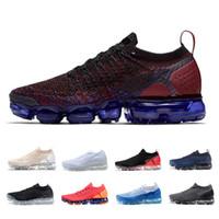 yürüyüş ayakkabıları kadın toptan satış-Top 2.0 Koşu Ayakkabıları Mens Womens Ayakkabı 2018 Hava Yastığı Siyah beyaz Spor Şok Koşu Yürüyüş Yürüyüş Spor Atletik Sneakers B ...