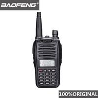 Wholesale handheld ham radio transceivers for sale - Group buy Baofeng UV B6 Walkie Talkie Communicator Dual Band VHF UHF B6 Ham Radio Handheld HF Transceiver Way Radio Midland B5 Upgraded