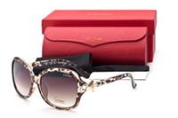 ingrosso occhiali di denaro-Soldi esplosivi Tom Fashion Designer di marca Cat Eye Donna Occhiali da sole Donna Gradient Punti Occhiali da sole Grandi oculos feminino de sol