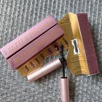 tubos rosados al por mayor-El rimel es mejor que el sexo El rimel es mejor que el amor El rimel negro fresco Tubo rosado Paquete rosado El paquete CrulingWaterproof DHL libera el envío ¡Mejor calidad!