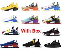 china de sapato venda por atacado-Corrida de ouro Raça TR HU Trilha China Exclusivo Paixão Paz juventude Running Shoes Com Box mulheres mens formadores moda esportiva tênis