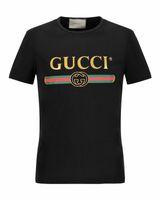 t-shirt à manches courtes achat en gros de-2019 Polos Lettre À manches courtes designer de broderie 3D Marque Polo de luxe T-shirts à manches courtes revers T-shirt Chemise Formelle pour homme Slim