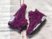 sapatos de basquetebol de edição limitada venda por atacado-Sapatos de basquete raro 6s jumpman cutomized edição limitada sapatos de desporto dos homens de luxo tendências sneakers formadores casuais tamanho 40-45