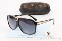 gafas de ciclismo polarizadas amarillas al por mayor-Lujo 2019 marca de alta calidad logo gafas de sol para hombre gafas de sol de moda gafas de diseño para hombre para mujer gafas de sol nuevo