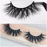 c8505e7a103 Wholesale dramatic lashes online - 2019 D Mink Eyelashes mm Mink Eyelash  Handmade Dramatic False Eyelashes