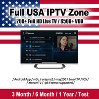 Wholesale panel hdmi for sale - Best USA IPTV Subcription HD LiveTV and VOD Hot Sport Adult Channels For Android TV Box Support Reseller Panel Hours Free
