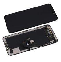 toque tft al por mayor-NUEVO Garde A +++ pantalla TFT LCD para iPhone X Piezas de reemplazo de pantalla táctil con herramientas gratuitas Envío de DHL