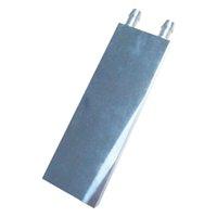 Wholesale cpu water block aluminum resale online - Aluminum alloy CPU Radiator x120mm Water Cooling Block Liquid Water Cooler Heat Sink for PC Laptop