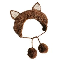 Wholesale earmuffs for men for sale - Group buy New Soft Warm Animal Cap Stitch Cute Cartoon Plush Hat Earmuffs With Long Scarf Gloves For Women Men Adult Child INS Fashione