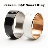Wholesale magic male rings resale online - Top Jakcom R3F Smart Ring For High Speed NFC Electronics Phone Smart Accessories proof App Enabled Wearable Technology Magic Ring