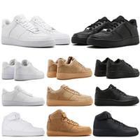 yüksek moda indirim ayakkabıları toptan satış-2019 Yeni Marka indirim Erkekler Kadınlar Için Bir 1 Dunk Koşu Ayakkabıları spor Kaykay Yüksek moda lüks erkek kadın tasarımcı sandalet ayakkabı