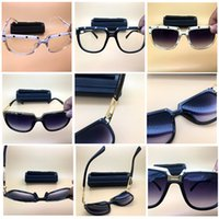 Wholesale eyewear brand names for sale - Vintage Gazelle Sunglasses Brand Designer Oversized Black Sun glasses Brand Name Eyewear Top Quality Active Spectacles Lunettes de soleil
