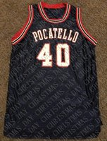 Wholesale high school sports jerseys for sale - Group buy Cheap custom Pocatello High School Indians Men Basketball Jersey Sports LARGE stitched Customize any number name MEN WOMEN YOUTH