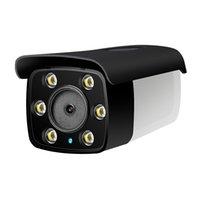 cmos de color camara por cable al por mayor-3.0MP cámara H.265 POE IP para todo color al aire libre de la luz caliente de la visión nocturna de Onvif P2P opinión de teléfono móvil