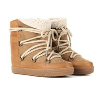 64cf0afab3c Wholesale isabel shoes online - Women Isabel Concealed Wedge Snow Boots New  Nowles Ankle Boots Fashion Find Similar
