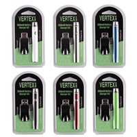 Wholesale vertex vape for sale - Group buy VERTEX Preheat Battery mAh Preheating Battery V V V CE3 vape O pen with wireless Charger for cartridges
