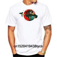 gueixa masculina venda por atacado-Camisetas Blusa Gueixa Japonesa Gola Redonda Masculina de Manga Curta Roupas de Alta Qualidade Adulto Camisas Divertidas