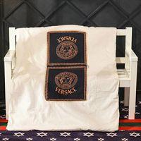 quilt home fabrics venda por atacado-Novo verão escovado tecido de verão travesseiro pequeno colcha dupla função baby out capa é casa sofá almofada