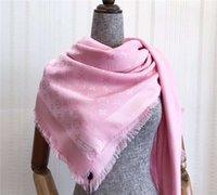 algodón estrella popular al por mayor-Popular estilo estrella clásico, mezcla de seda y algodón, bufanda de moda para hombres y mujeres, tamaño 140 * 140