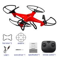 drones quadcopters venda por atacado-X8 Mini RC Drones RC helicóptero Quadrotor Headless Micro remotos presentes Controle Drone Professional Crianças Brinquedos de Natal