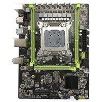 motherboard gaming großhandel-X79 Motherboard Lga2011 2 Kanäle Ddr3 Speicher Ecc M.2 Usb3.0 Sata3.0 Pci-E Gaming Board Für Xeon E5 Prozessor