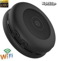 ingrosso dv telecamera remota-Full HD wifi mini macchina fotografica 1080P Portable mini DV / WiFi Micro Wireless IP webcam Videocamera digitale Video Recorder Remote Support View H11