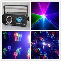 Wholesale sd card ilda laser resale online - 300mW Fireworks SD Card ILDA DMX512 color animation laser light with SD Card and lcd display for christmas outdoor and indoor