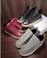 mens schuhe discount großhandel-Riesige Rabatt Marke Python Haut Leder Neue Paar Schuhe Großhandel Hohe Qualität Freizeitschuhe Für Herren