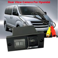 Wholesale rear view camera for hyundai for sale - Group buy 20 Brand New Car Reverse Camera Rear View Camera For Hyundai H1 H i800 H300 H100 Parking Assistance Universal