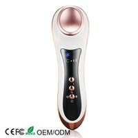 Wholesale eye anti wrinkle massager resale online - Tamax UP006 Eye Massager for Dark Circles and Puffiness Skin Tightening Hot Cold hammer Anti ageing Wrinkle Device