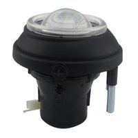 881 sakız ampulleri toptan satış-Ön tampon yüksek kısa far lens spor led halojen hid h11 h16 ampul sis farları montaj tutucu mini mini cooper r56 2006 2013