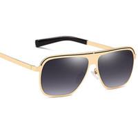 çin markası güneş gözlüğü toptan satış-AHB01 Toptan Moda İnce Güneş Yeni 2020 Yapımı In China Retro Eğilimler Şık Marka Tasarım Kalite EYEWEAR Kargo BEDAVA ABD ABD JP