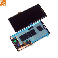 Wholesale replacement screens for cell phones for sale - Group buy Original Replacement LCD Screen Panels Display Touch Digitizer Assembly Cell Phone Touch Panels Assembly For Sansung Galaxy Note