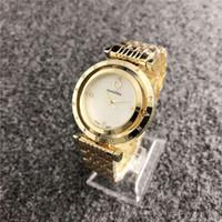relojes de lujo aaa al por mayor-Cuero de lujo de la marca del reloj W122 mecánicos relojes de cuarzo relojes para mujer para hombre de la banda de acero Parejas de piel watchs CalidadAAAPANDORA