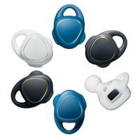 ear headphones sound al por mayor-freewalk Wireless Sport In-Ear Earbud Wireless Premium Sound Bass Running Sport Headphone para Samsung Gear iConX SM R150